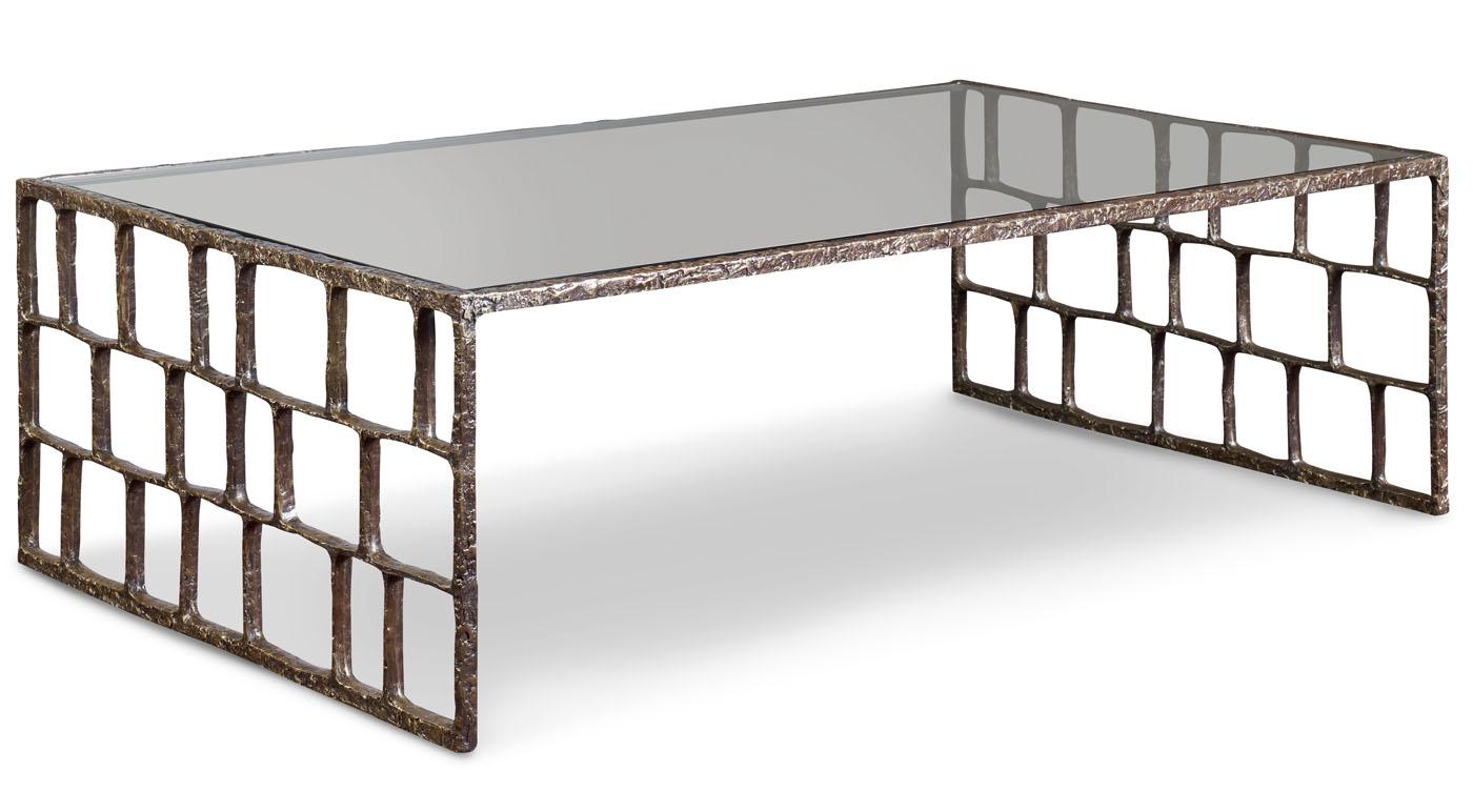 New Link Cocktail Table Baker Furniture