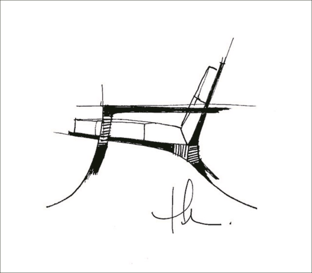 Klismos chair drawing - Aab54746 Designing An Icon 3