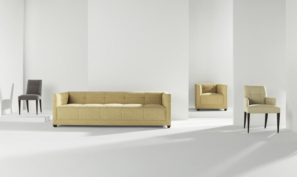 A modern take qa with thomas pheasant baker furniture for Baker furniture sectional sofa