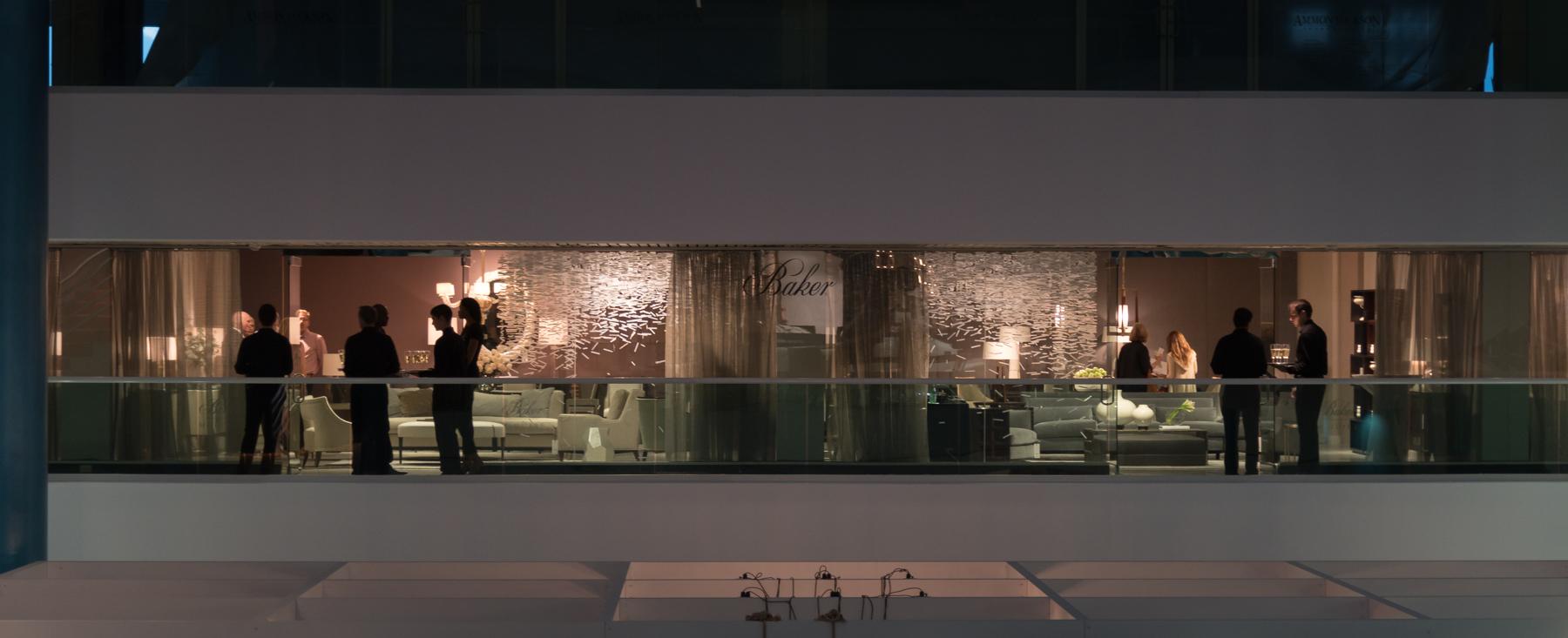 Dania Showroom Debut   Baker Furniture