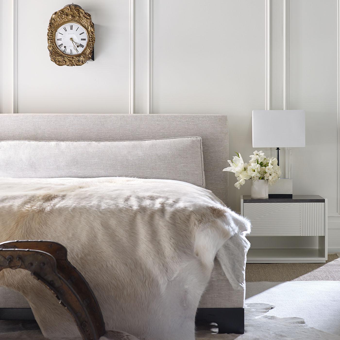 Nightstands bedroom milling road for Darryl carter furniture collection