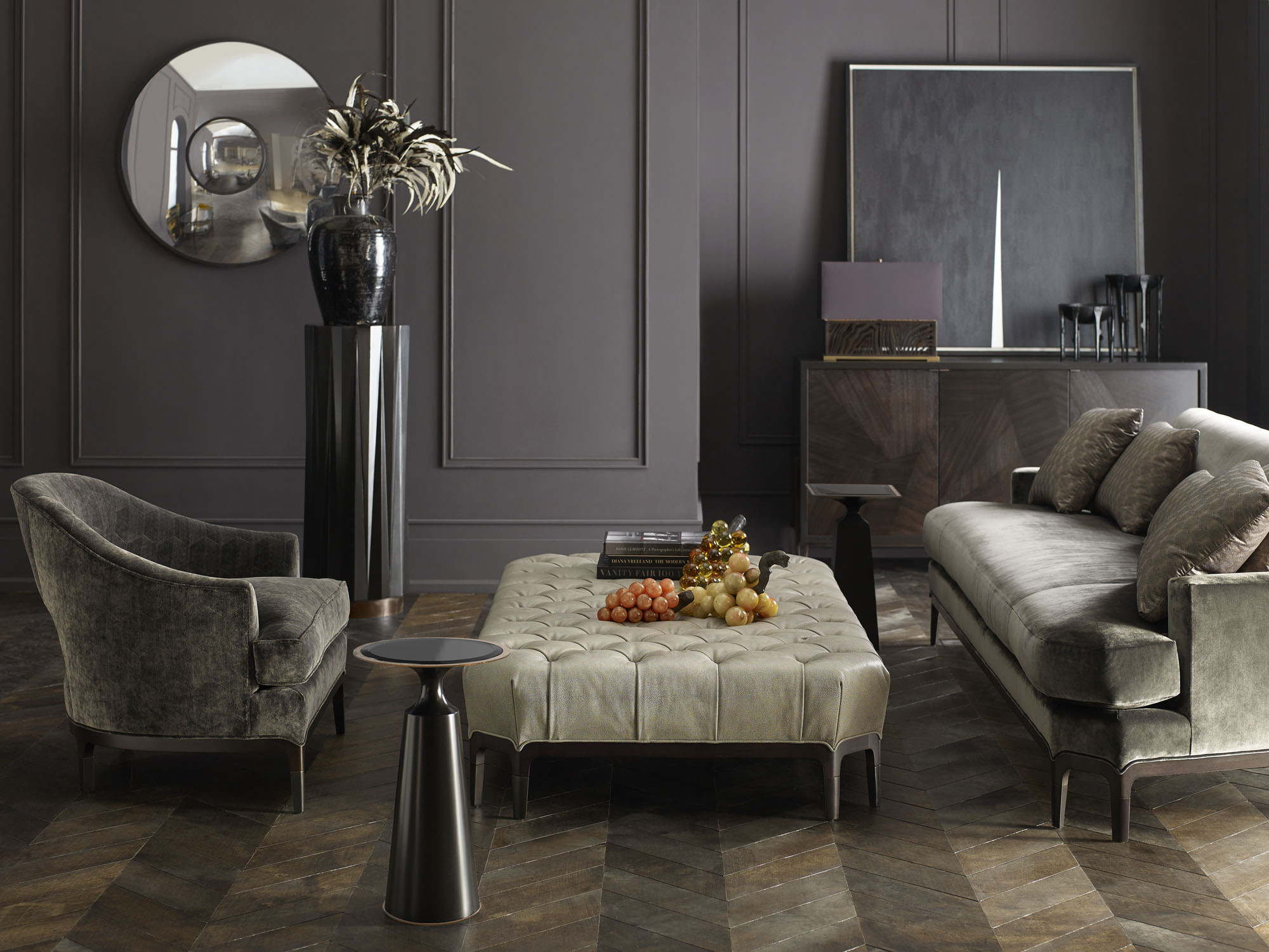 Gothic Home Decor Uk Baker Introduces The Jean Louis Deniot Collection Baker